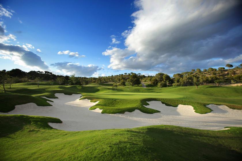 Las Colinas GolfMedvilla Spanje