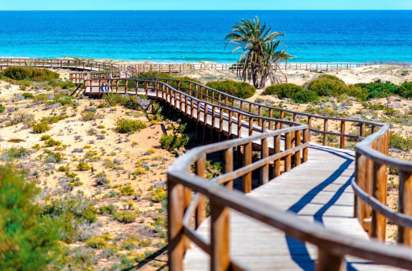 Gran AlacantMedvilla Spanje