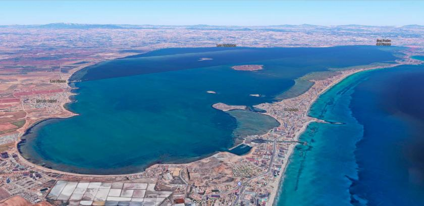 Mar MenorMedvilla Spanje
