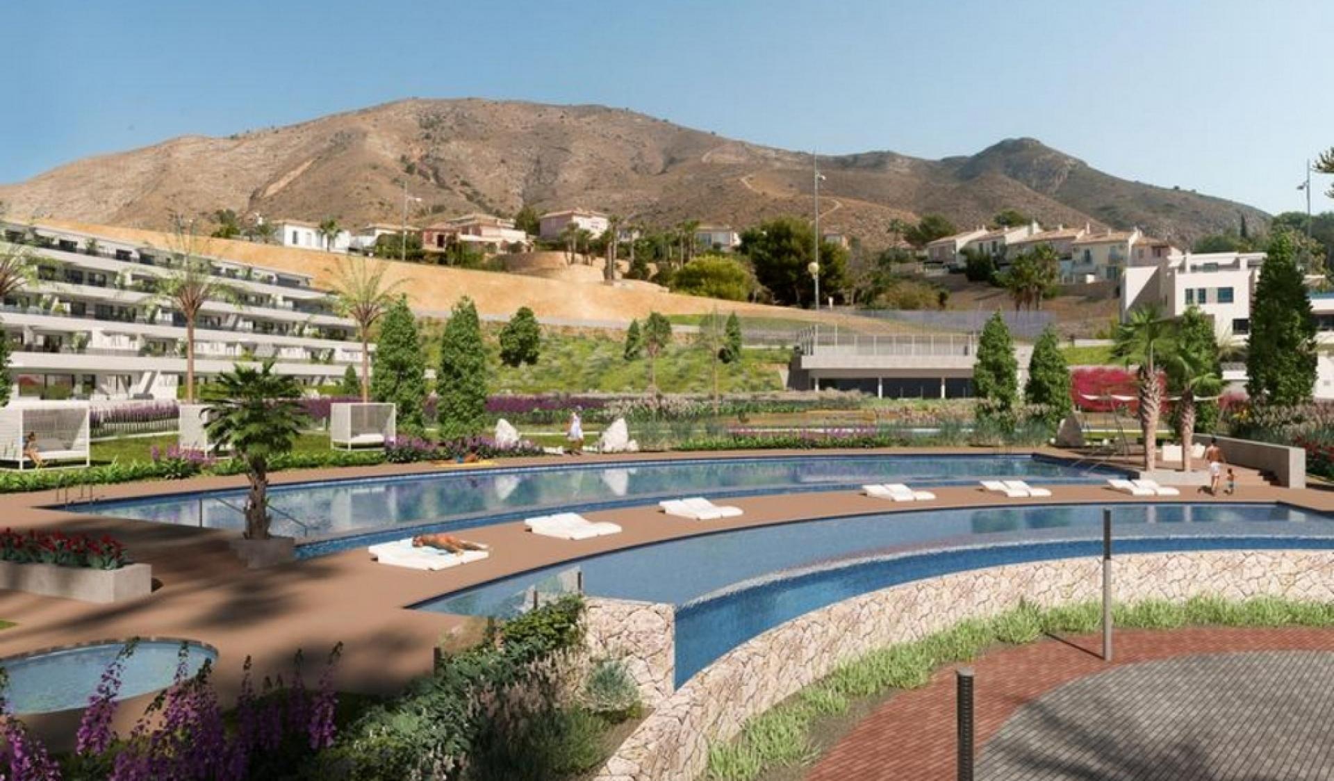 SeaScape resort - Finestrat, Benidorm - Costa Blanca