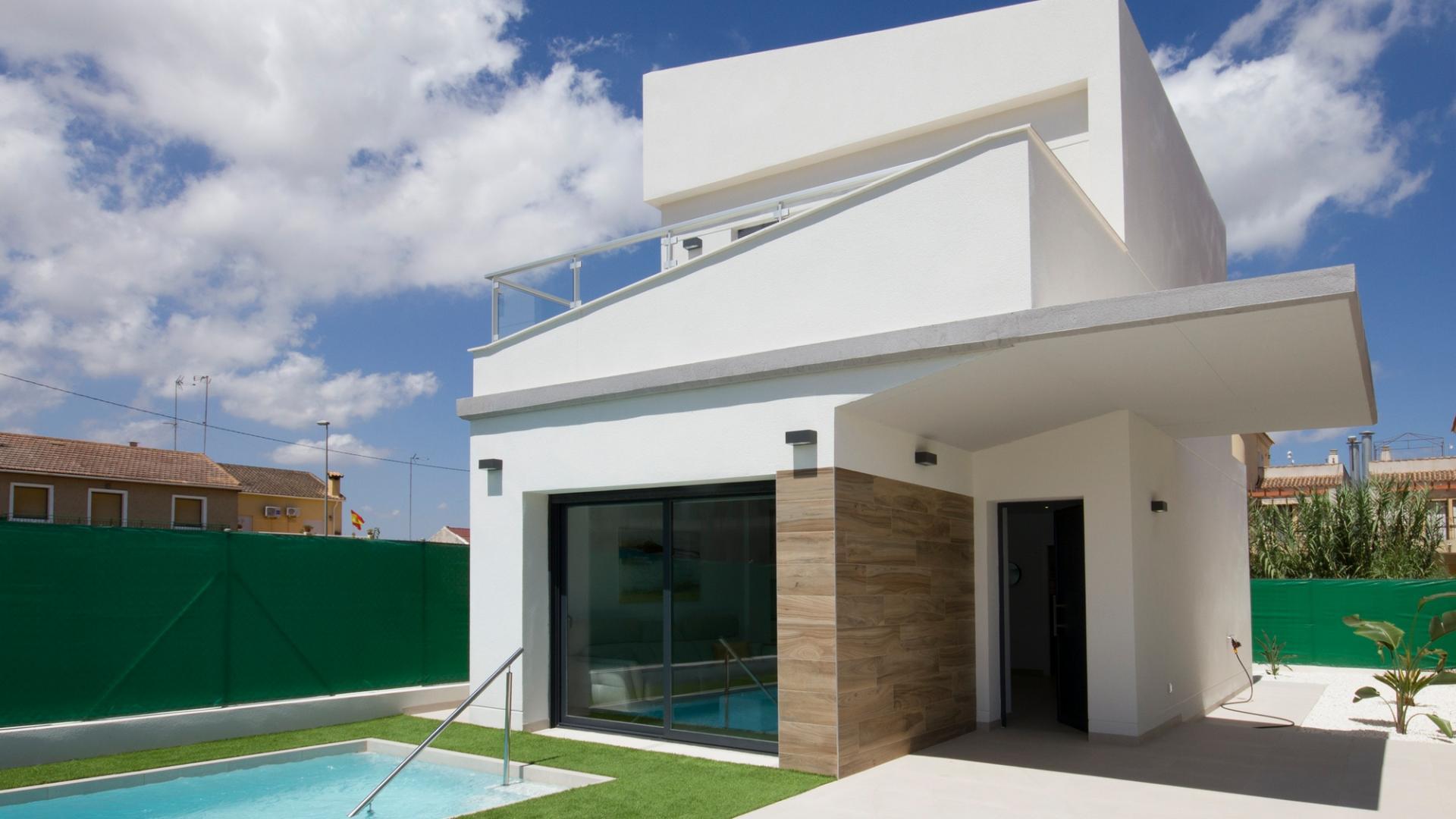 Villa Marvori - Heredades (Almoradi)