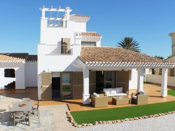 Villa Isla - La Manga del Mar Menor (Murcia) - Medvilla Spanje