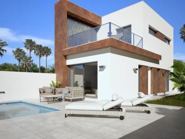Amatista garden - Dolores, Alicante - Medvilla Spanje