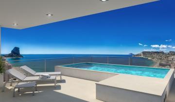 Arenales Suites - Calpe, Costa Blanca - Spain - Medvilla Spanje
