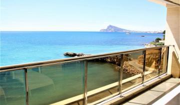 Altea Beach - Altea, Costa Blanca north - Spain - Medvilla Spanje