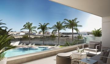 Edificio Nuevo Milenio - Apartments in San Juan de los Terreros - Medvilla Spanje