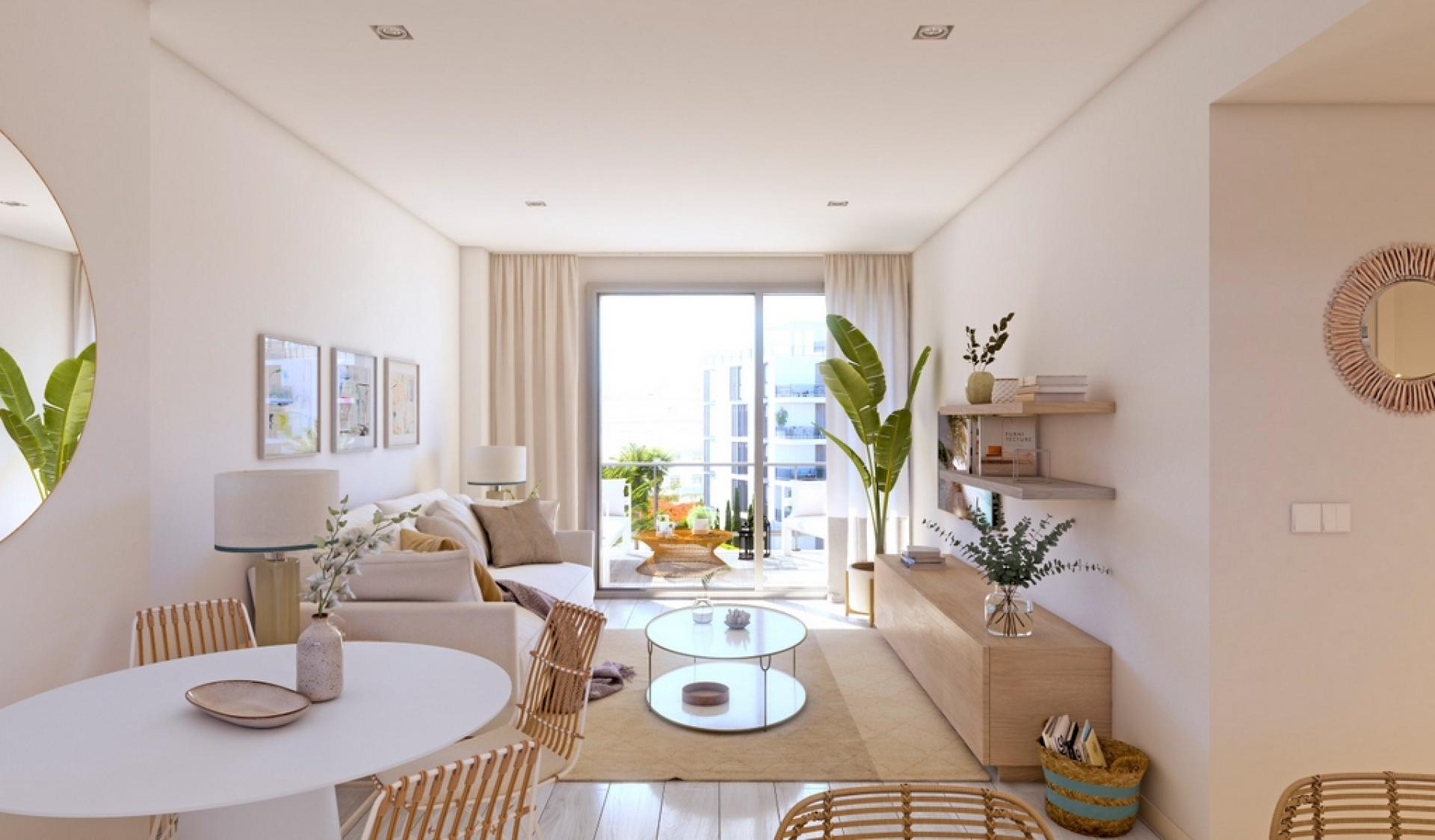 Marina Real - new flats for sale in Denia