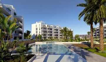 Marina Real - new flats for sale in Denia - Medvilla Spanje
