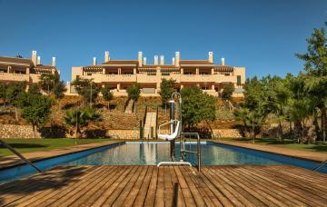 El Oasis - Hacienda del Álamo - Costa Cálida - Medvilla Spanje