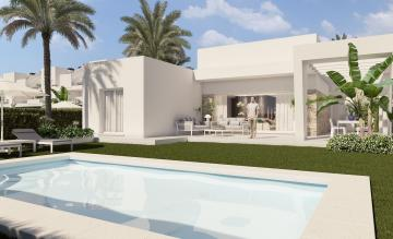 Grecia Residential in La Finca golf, Algorfa - Medvilla Spanje