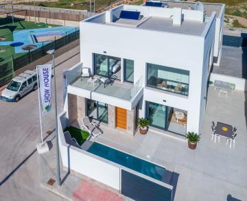 Daras villas - Daya Vieja, Alicante (Costa Blanca) - Medvilla Spanje