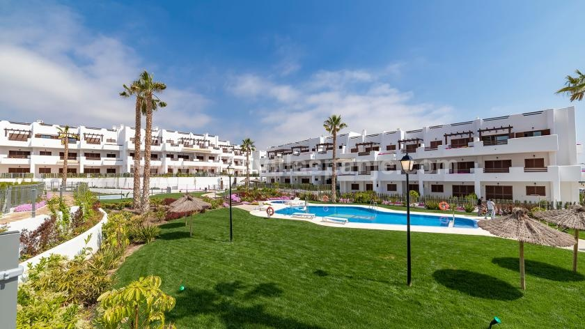 Mar De Pulpi phase 5 - Apartment San Juan de Los Terreros, in Medvilla Spanje