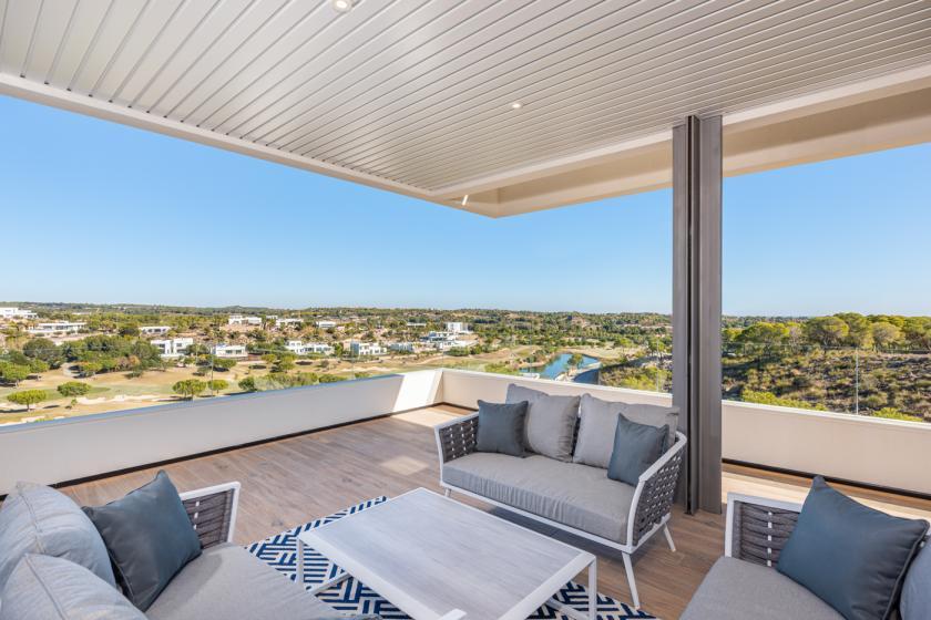 Exclusive design apartments, Costa Blanca in Medvilla Spanje