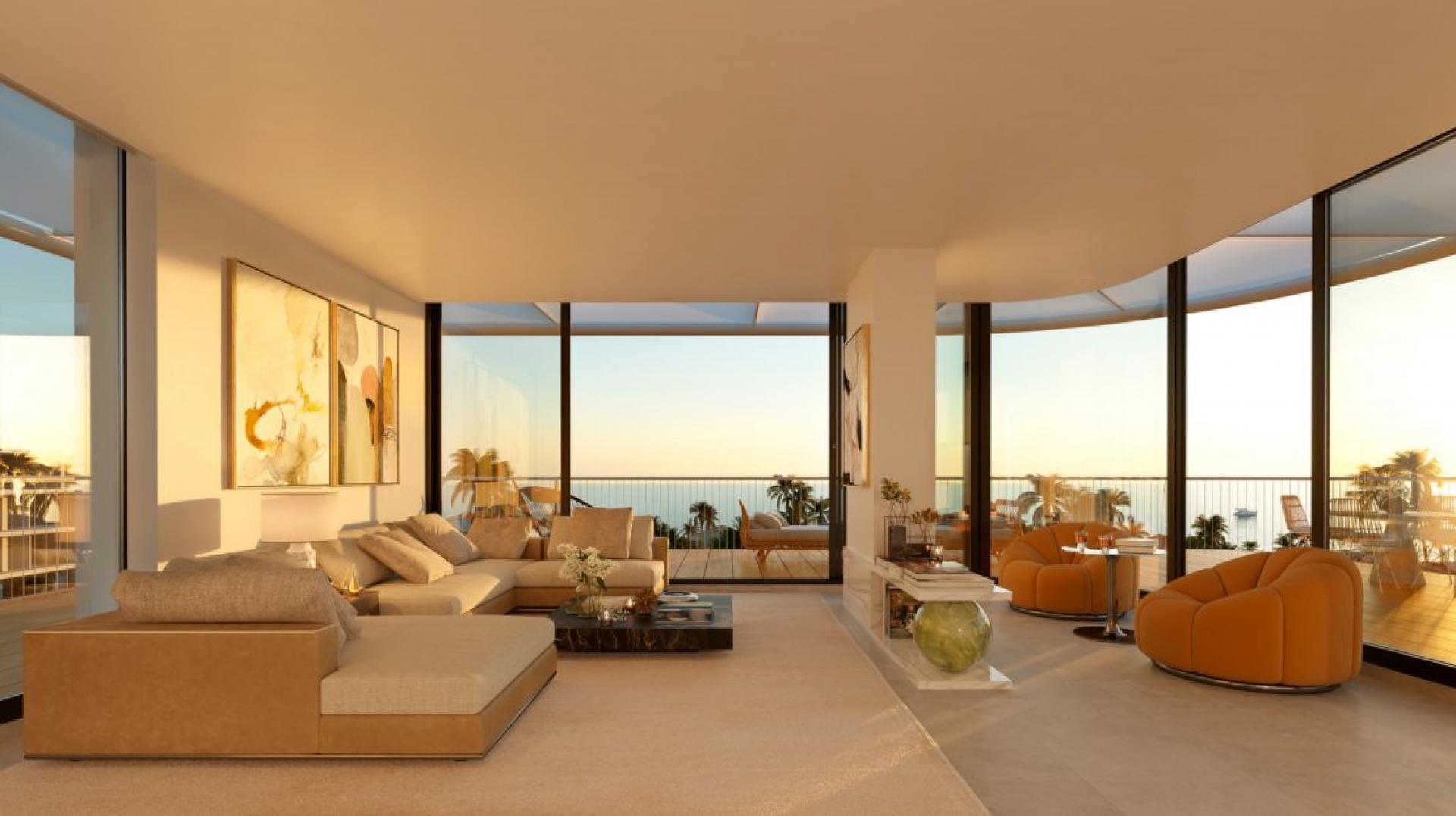 Denia - Apartments on the beach in Denia in Medvilla Spanje