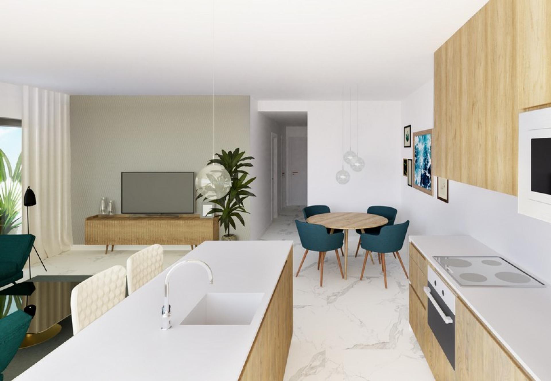 Apartments for sale Guardamar del Segura, Spain in Medvilla Spanje
