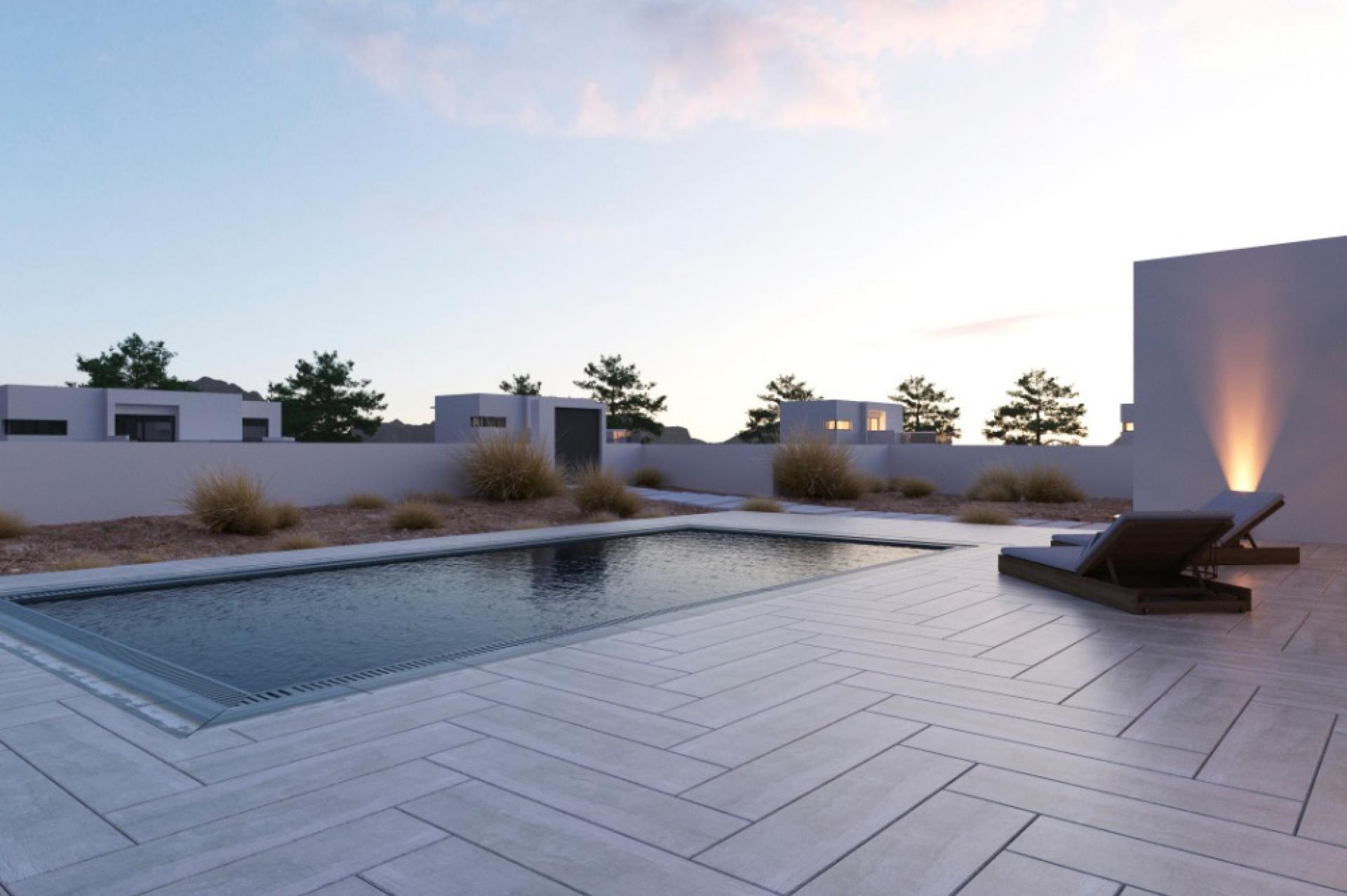Exclusive villa on luxurious golf domain, Costa Blanca South in Medvilla Spanje