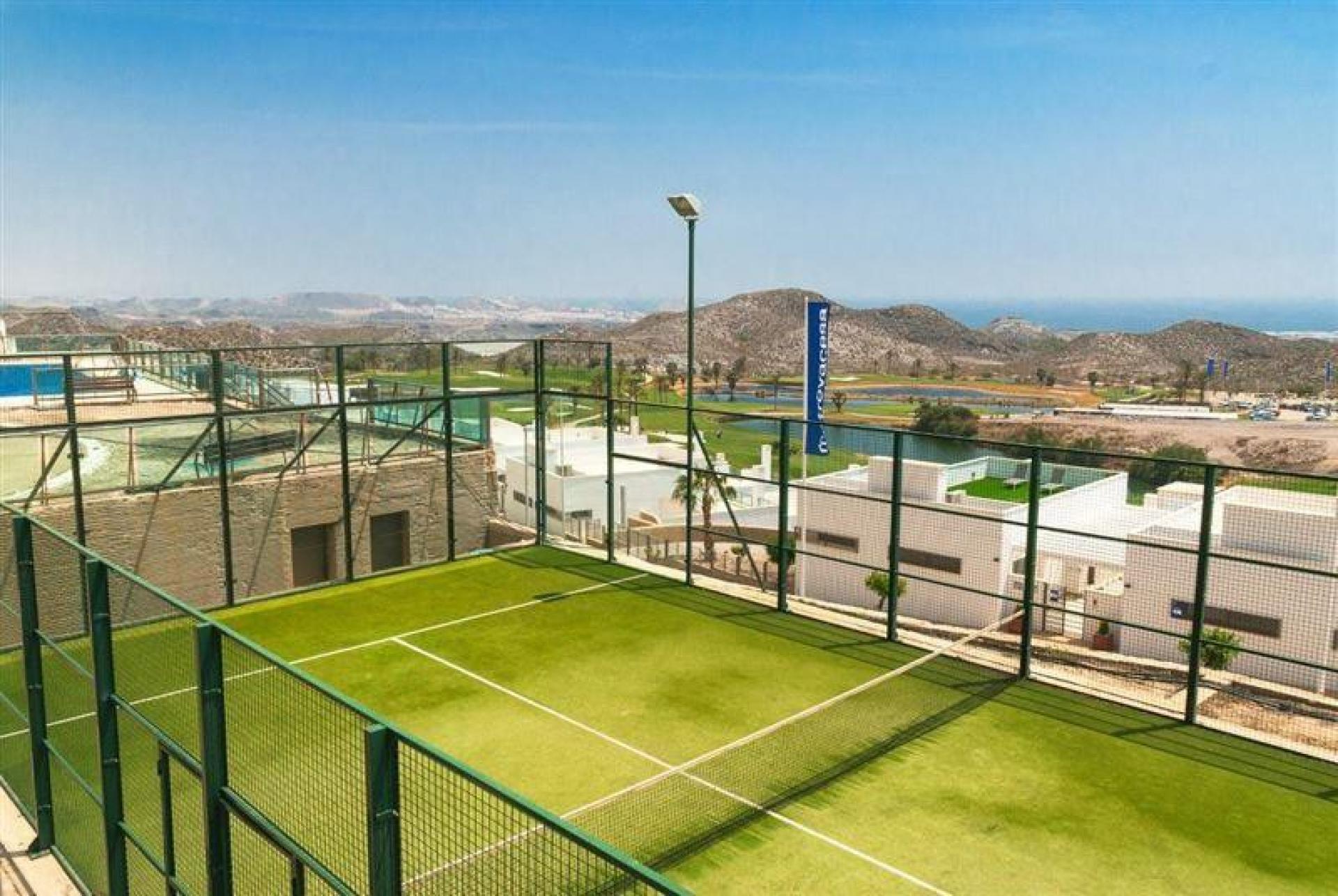 2 bedroom Apartment with terrace in San Juan de los Terreros - New build in Medvilla Spanje