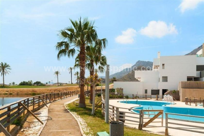 2 bedroom Apartment with terrace in San Juan de los Terreros in Medvilla Spanje