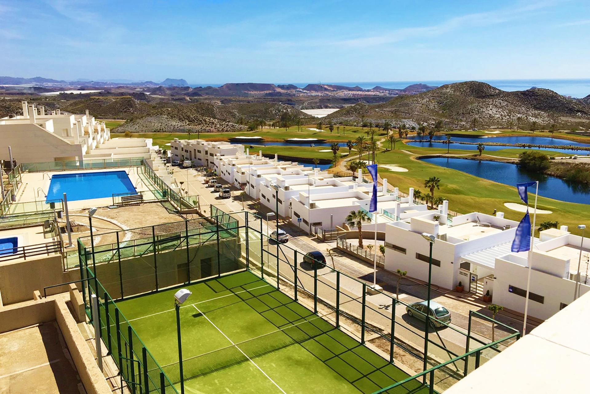 3 bedroom Apartment with terrace in San Juan de los Terreros - New build in Medvilla Spanje