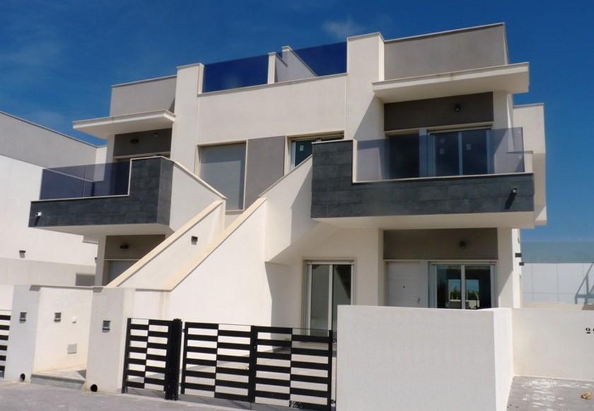 2 bedroom Apartments - solarium in Pilar de la Horadada in Medvilla Spanje