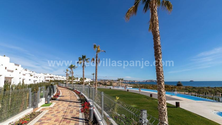Apartment with frontal sea view Mar de Pulpi - phase 6 in Medvilla Spanje