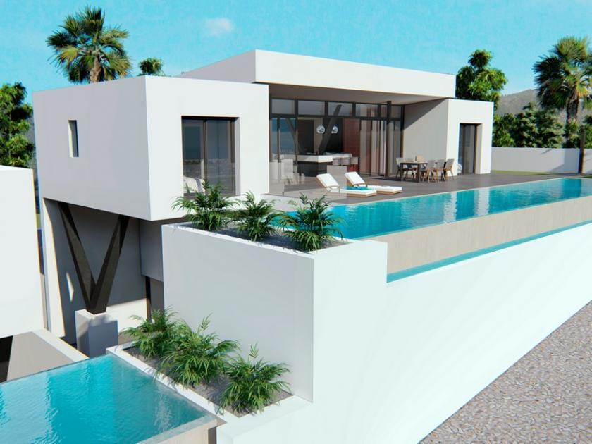 3 bedroom Villa in Ciudad Quesada in Medvilla Spanje
