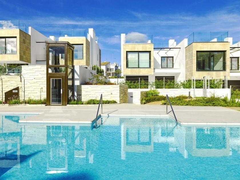 3 bedroom Villa in Marbella in Medvilla Spanje
