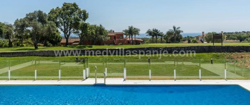 3 bedroom Apartment with terrace in San Roque in Medvilla Spanje