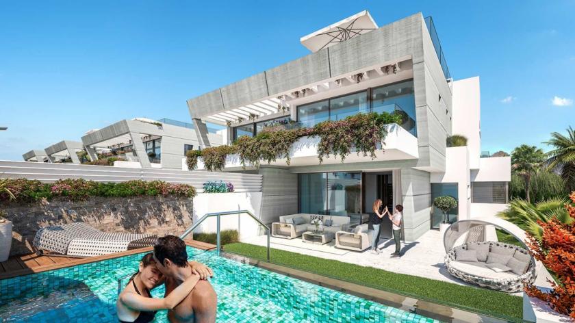 3 bedroom Villa in Puerto Banús in Medvilla Spanje