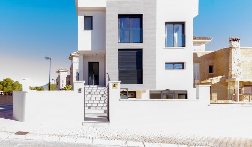 4 bedroom Villa in La Nucia in Medvilla Spanje