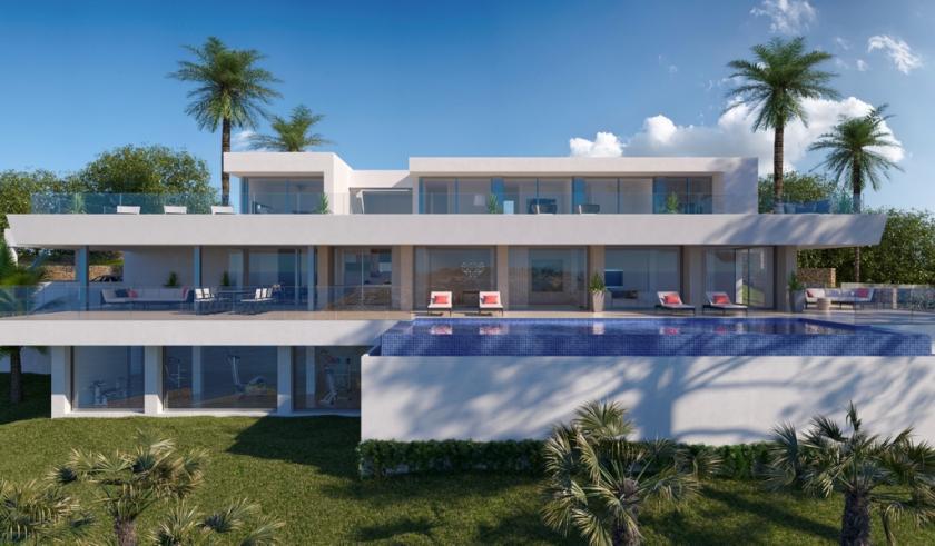6 bedroom Villa in Benitachell - Cumbre del Sol in Medvilla Spanje