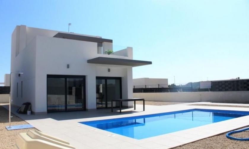 3 bedroom Villa in Aspe in Medvilla Spanje