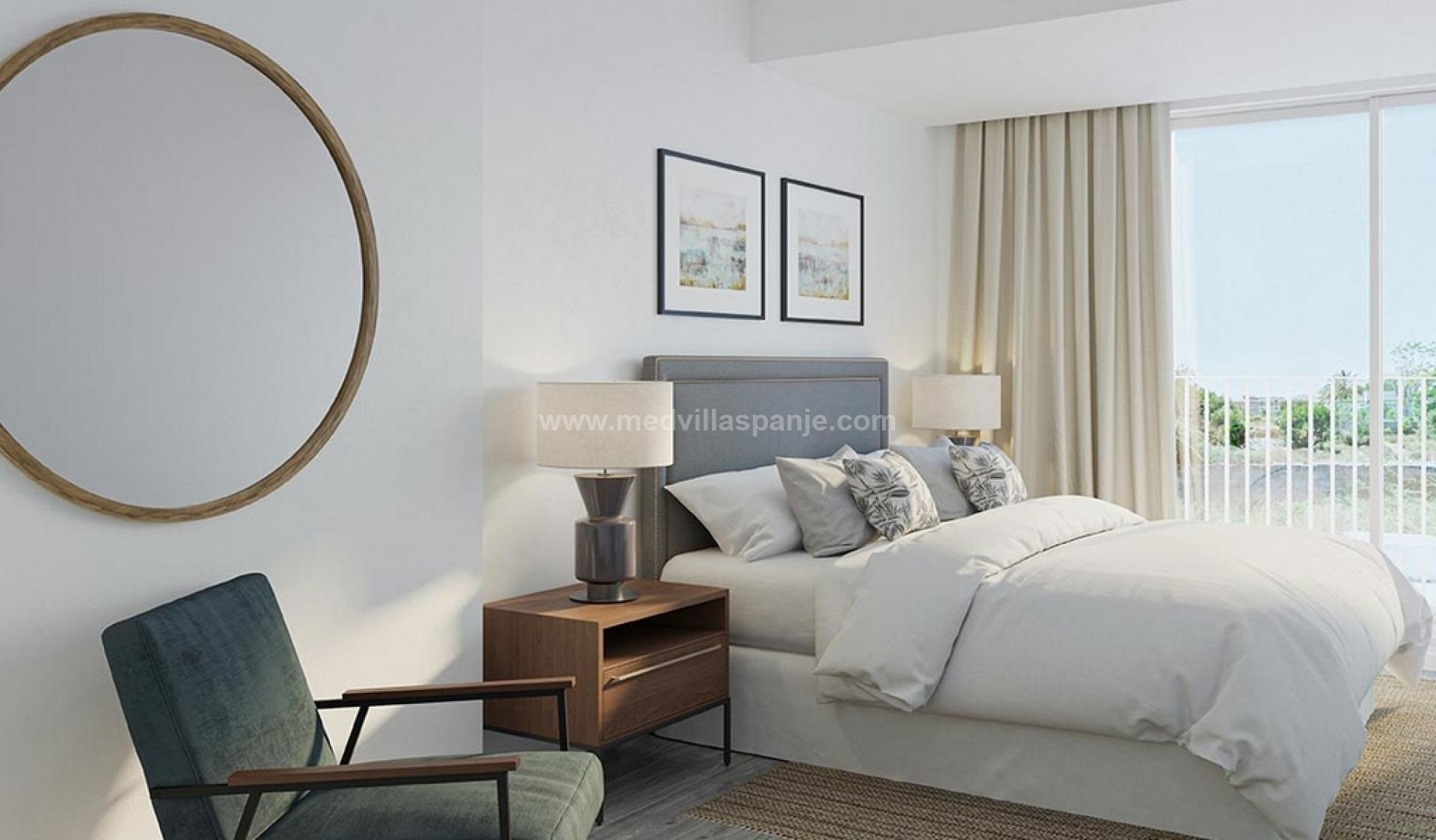 3 bedroom Apartment with terrace in Jávea - New build in Medvilla Spanje