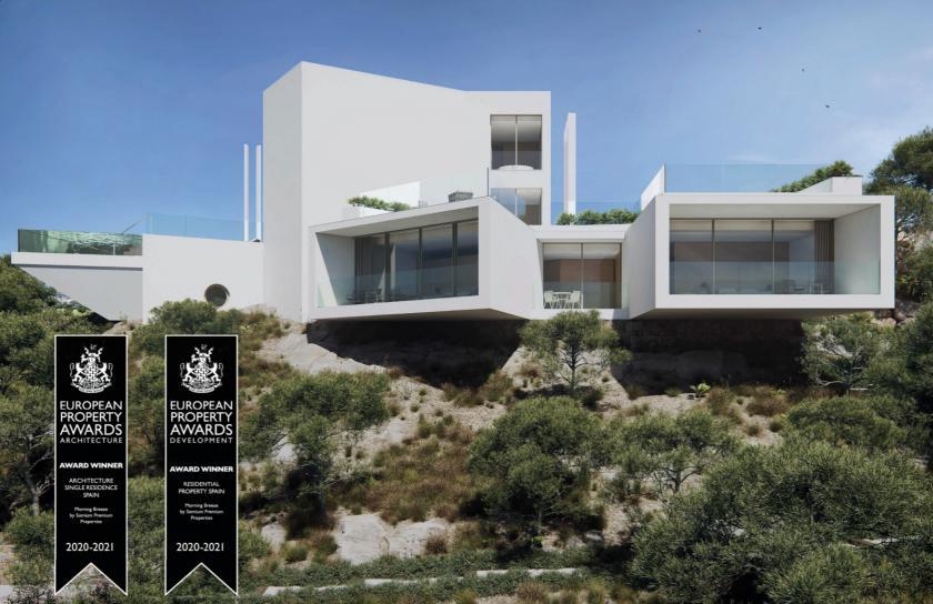 Morning Breeze, Armani Designer Villa on Las Colinas Golf in Medvilla Spanje