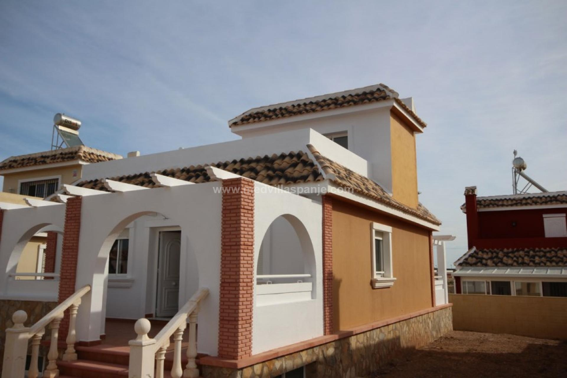 2 bedroom Villa in Balsicas - New build in Medvilla Spanje