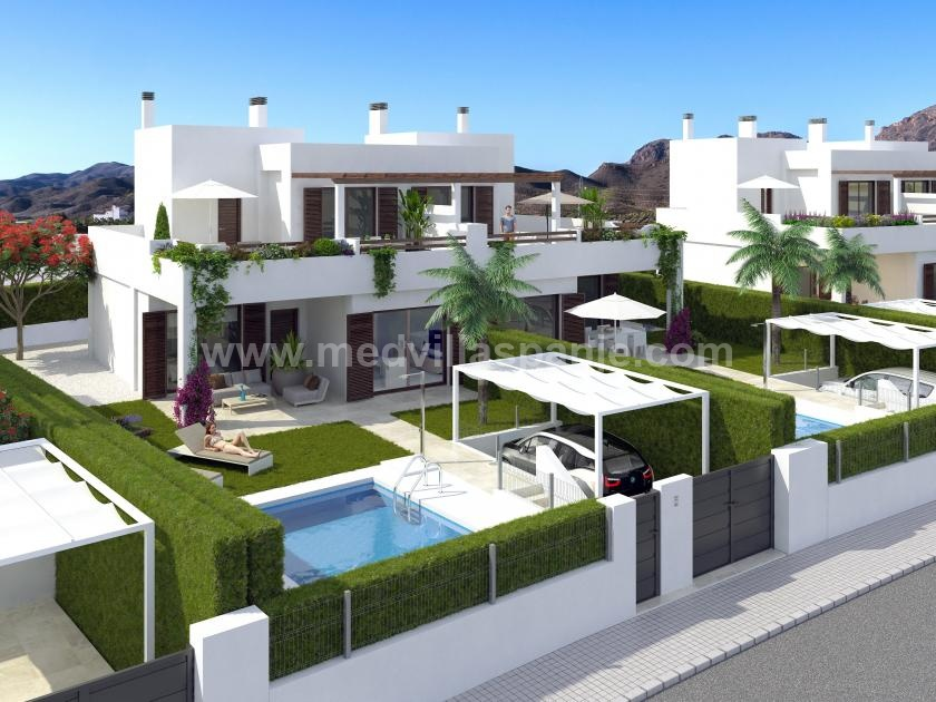 2 bedroom Villa in Mar de Pulpi in Medvilla Spanje