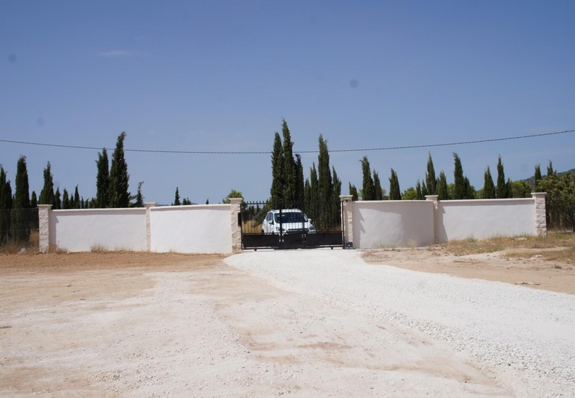 Build your own villa in Alicante, Costa Blanca in Medvilla Spanje