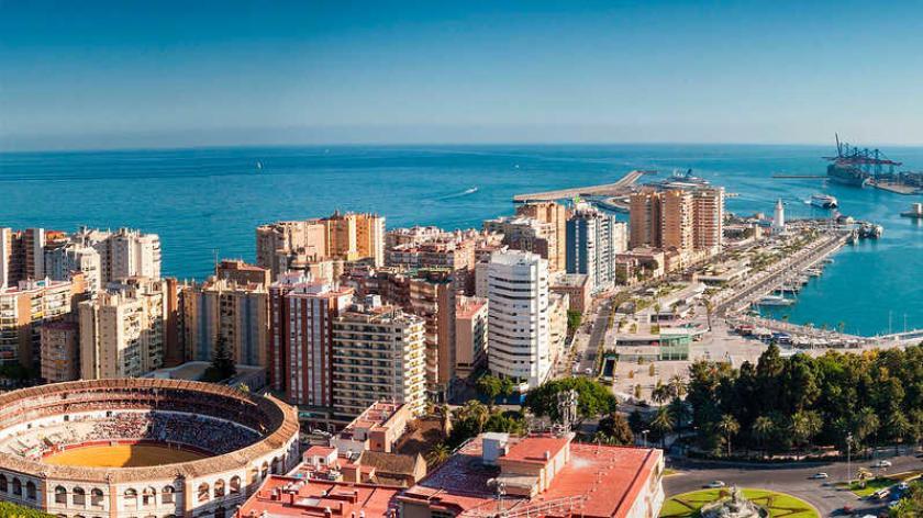 MalagaMedvilla Spanje