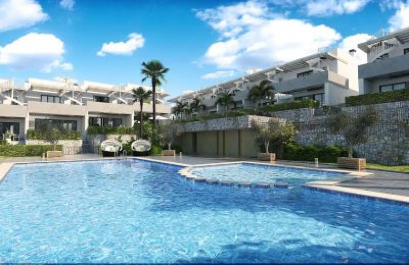 Key ready properties in Spain in Medvilla Spanje