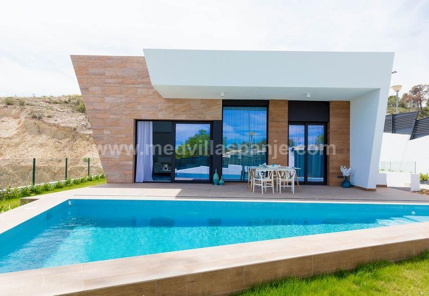 3 bedroom Villa in Finestrat in Medvilla Spanje