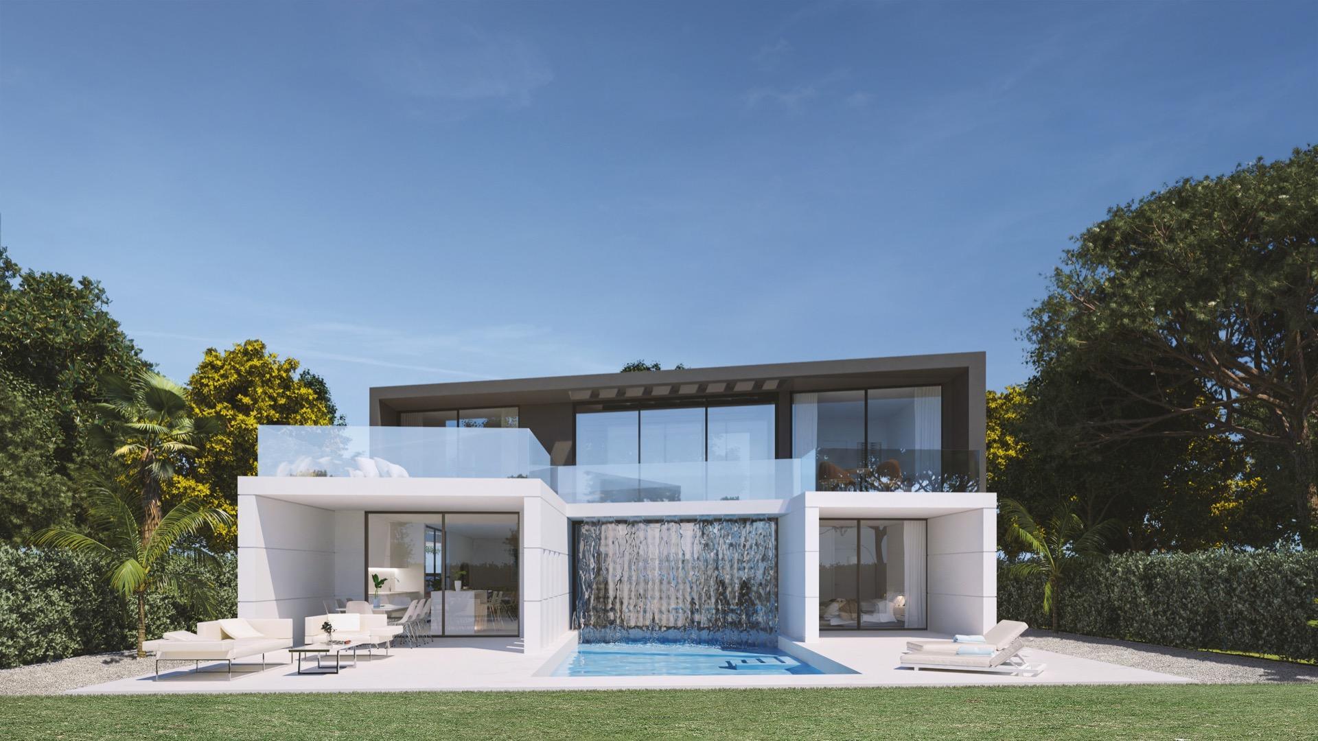 Villa in Altaona Village, Costa Cálida, Spain in Medvilla Spanje
