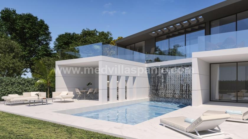 Villa in Altaona Village, Costa Cálida, Spain in Medvilla Spanje