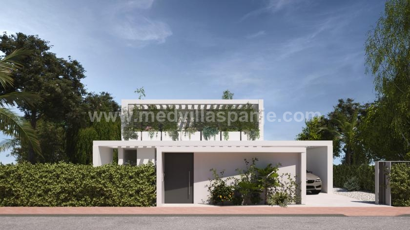 Villa for sale Costa Cálida, Spain in Medvilla Spanje
