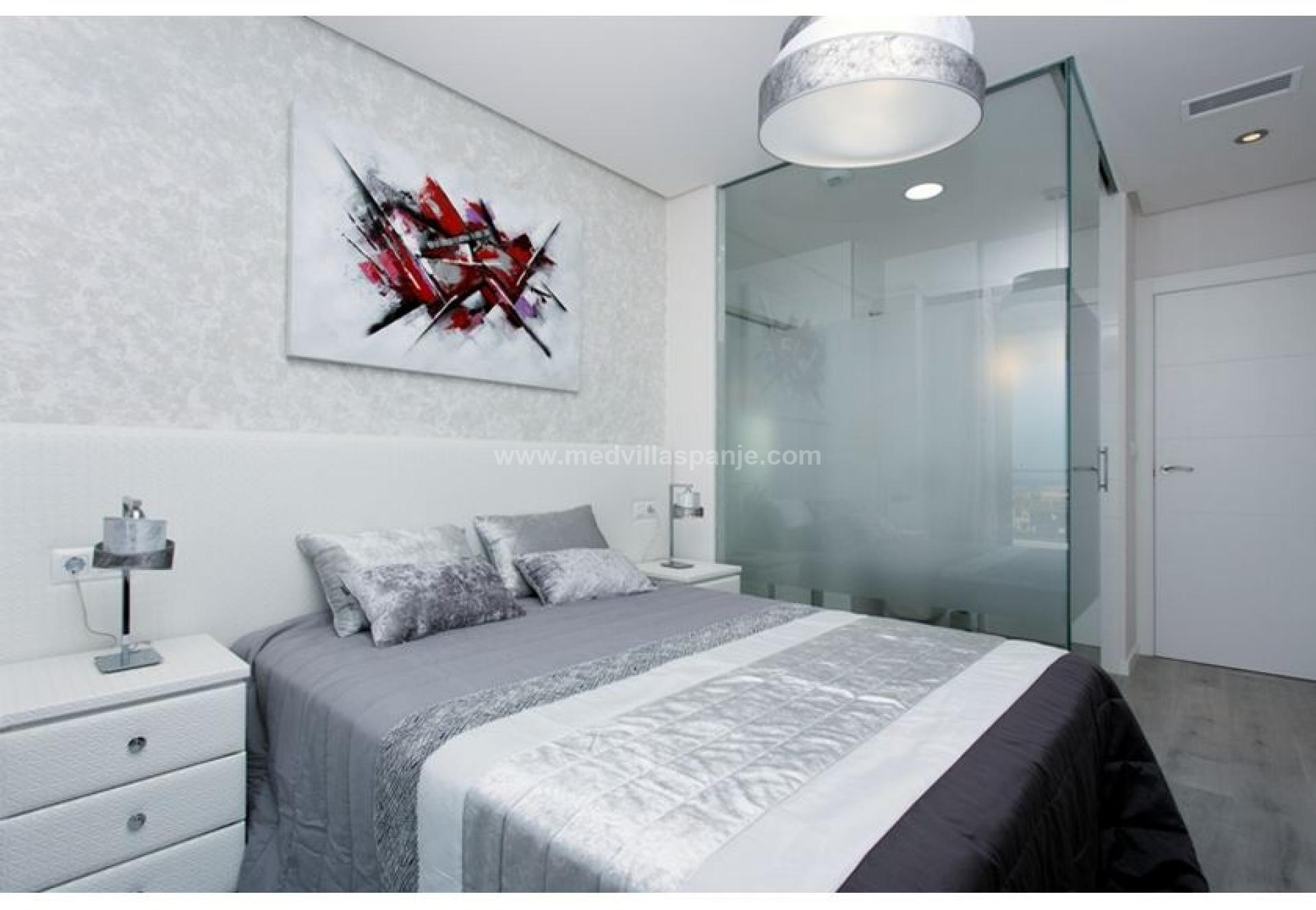 3 bedroom Apartment in La Zenia - New build in Medvilla Spanje