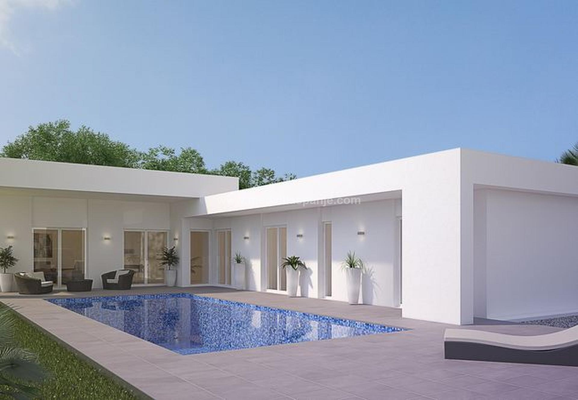 3 bedroom Villa in La Romana - New build in Medvilla Spanje