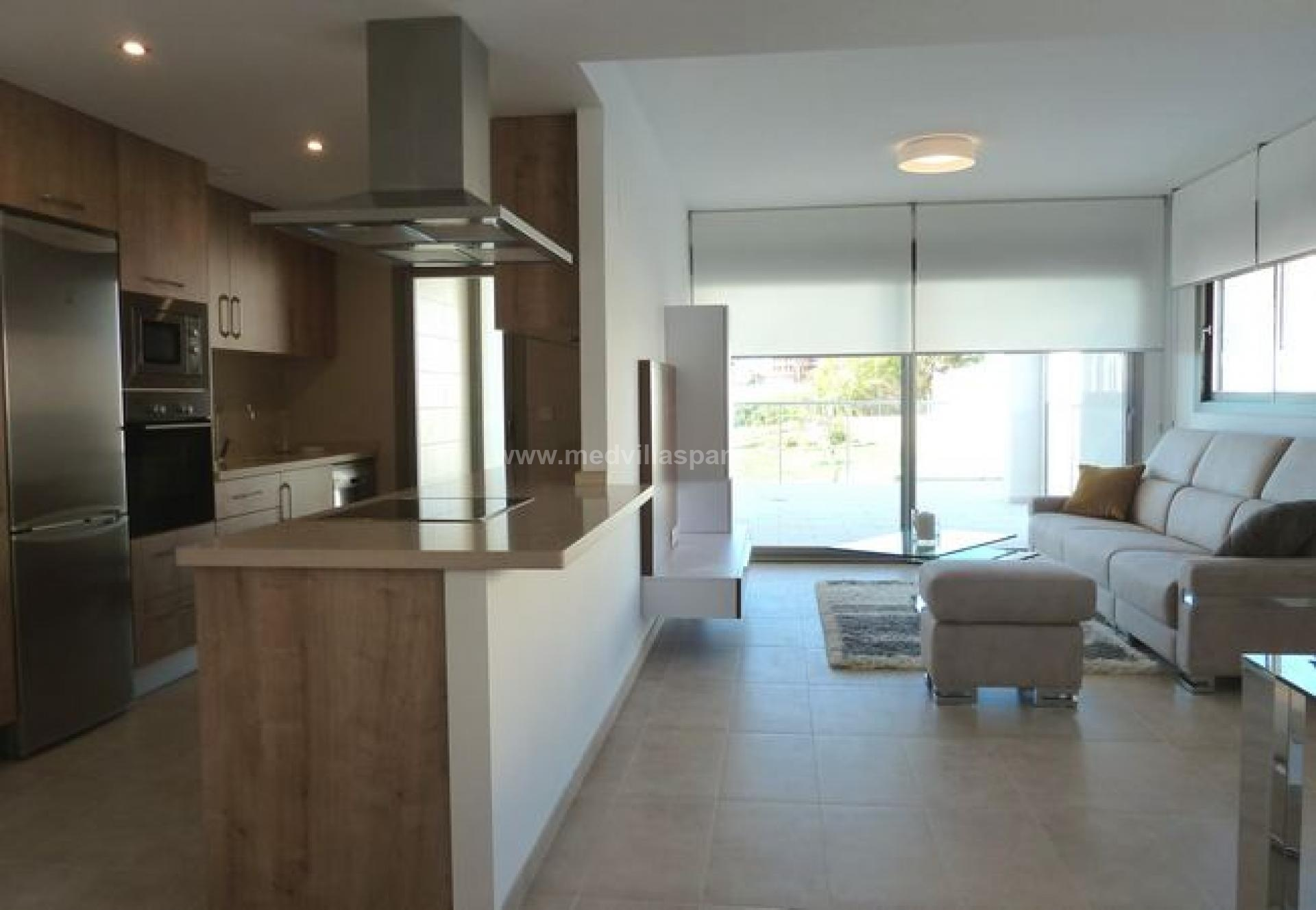 2 bedroom Apartment in Villamartin - New build in Medvilla Spanje