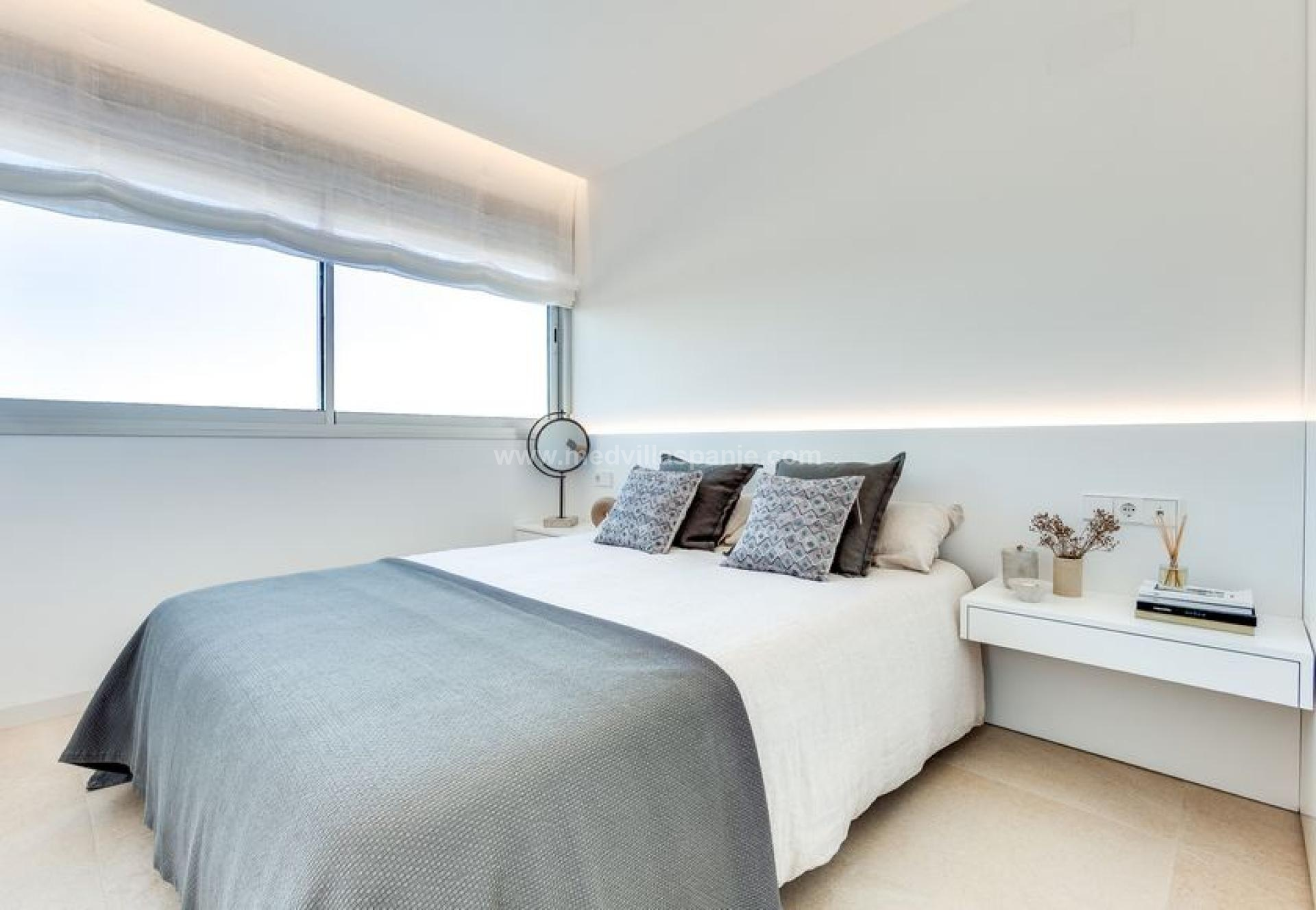 Luxury new apartments Orihuela Costa, Alicante in Medvilla Spanje