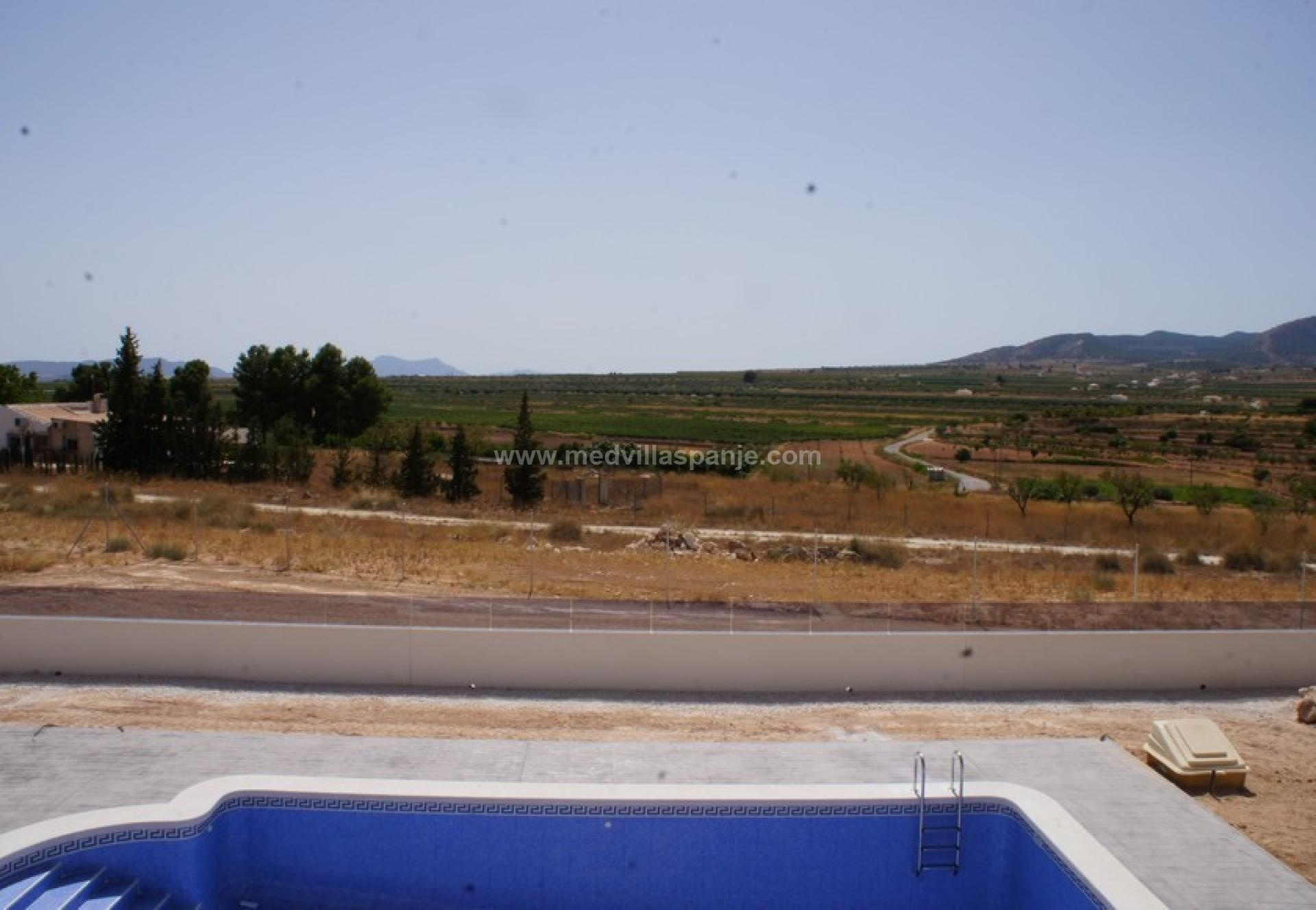 Build your own villa in Alicante, Costa Blanca in Medvilla Spanje