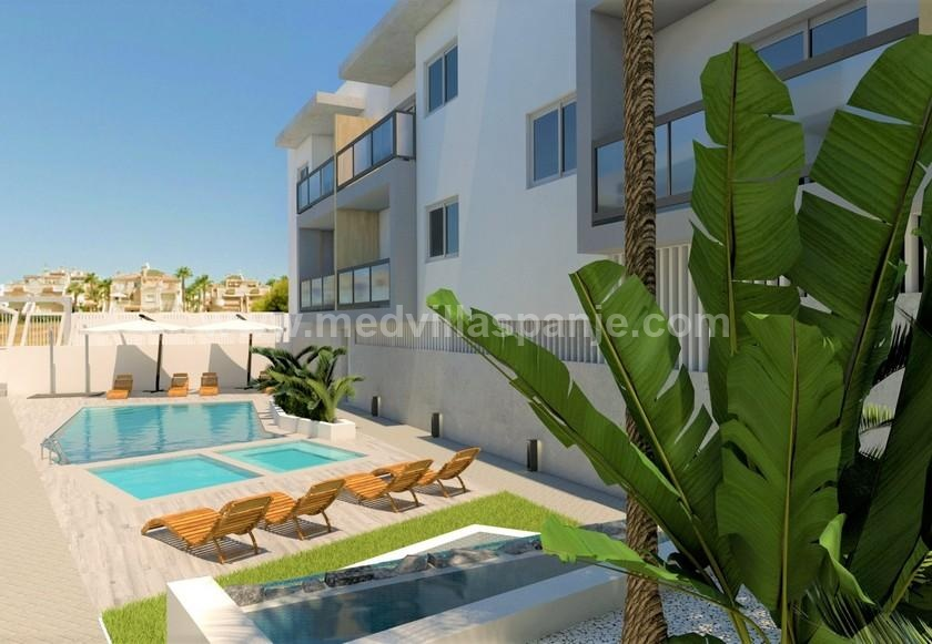 For sale Benijofar - Modern apartments with private garden in Benijofar in Medvilla Spanje