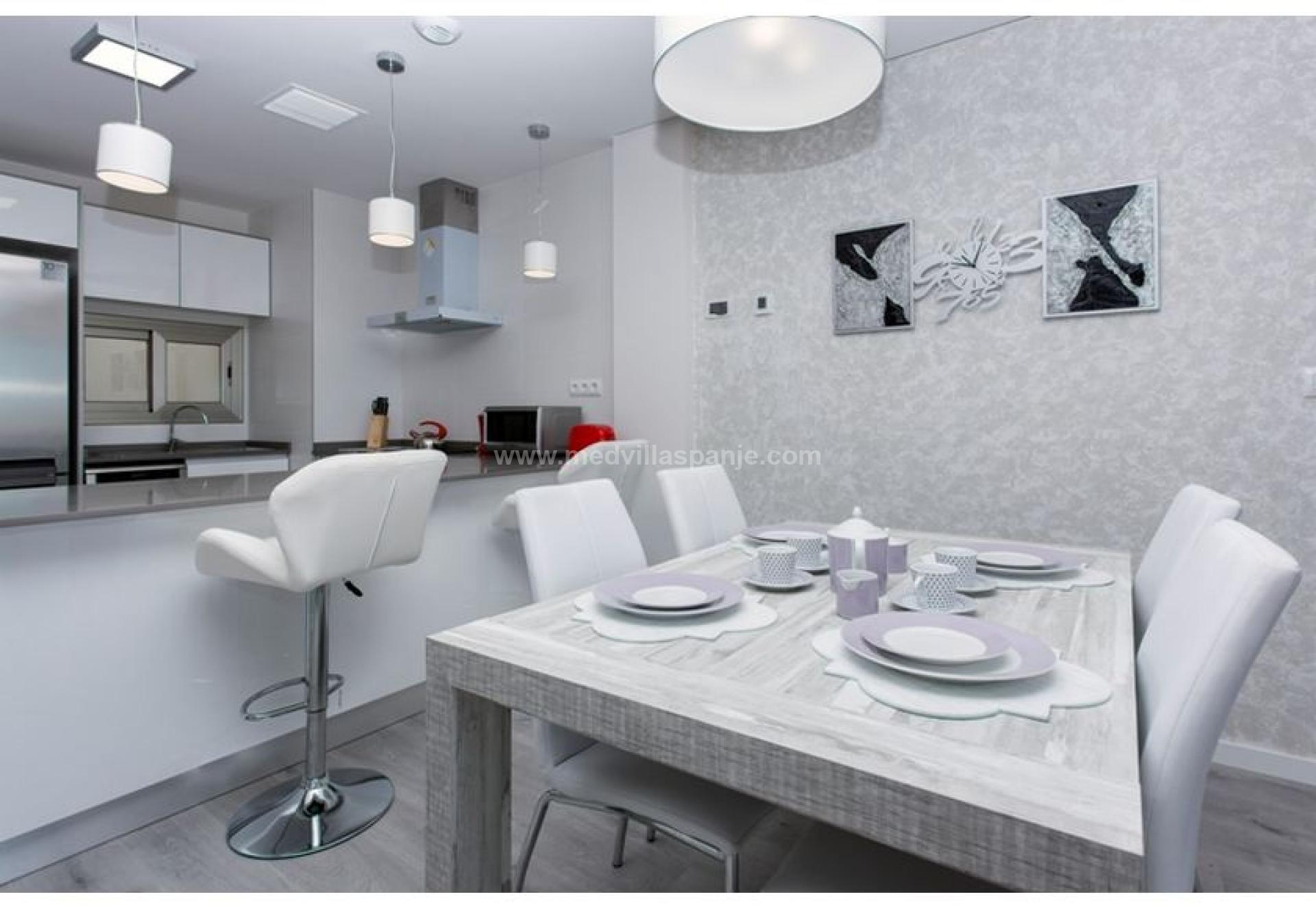 2 bedroom Apartment in La Zenia - New build in Medvilla Spanje